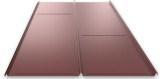 Фальцевая кровля - материалы для крыши